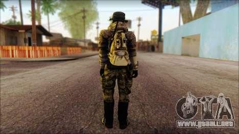 Recon from BF4 para GTA San Andreas segunda pantalla
