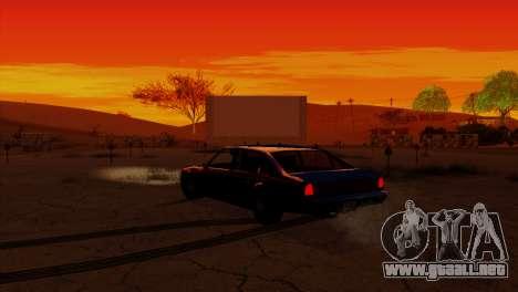 Bright ENB Series v0.1b By McSila para GTA San Andreas quinta pantalla