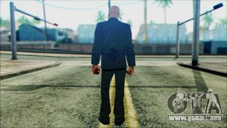 Bmyboun from Beta Version para GTA San Andreas segunda pantalla