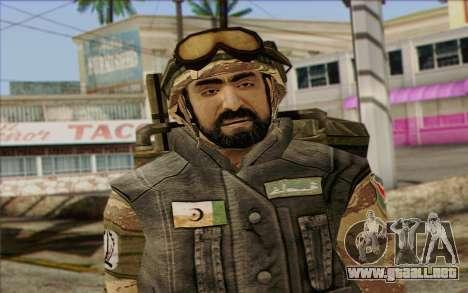 Soldados de MEK (Battlefield 2) de la Piel 3 para GTA San Andreas tercera pantalla