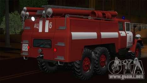 ZIL 131 - CA para GTA San Andreas left