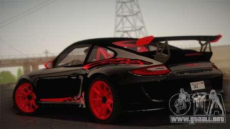 Porsche 911 GT3RSR para la visión correcta GTA San Andreas