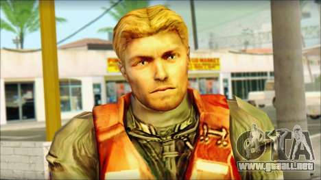 La guardia costera (Frío, Miedo) para GTA San Andreas tercera pantalla