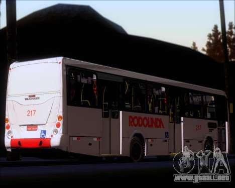Marcopolo Torino G7 2007 - Volksbus 17-230 EOD para vista inferior GTA San Andreas