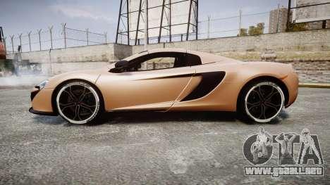 McLaren 650S Spider 2014 [EPM] Pirelli v1 para GTA 4 left