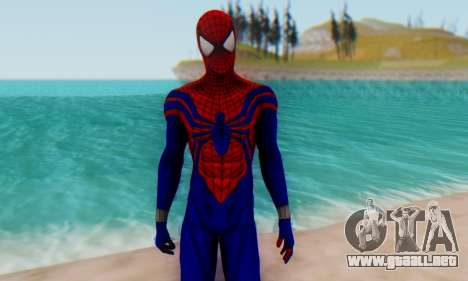 Skin The Amazing Spider Man 2 - Ben Reily para GTA San Andreas