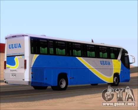 Comil Campione Ulua Scania K420 para la visión correcta GTA San Andreas