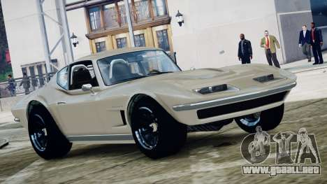 GTA 5 Coquette Classic para GTA 4