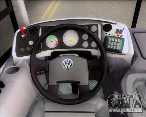 Marcopolo Torino 2007 - Volksbus 17-230 EOD para visión interna GTA San Andreas