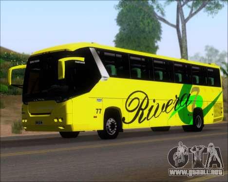 Comil Campione 3.45 Scania K420 Rivera para GTA San Andreas