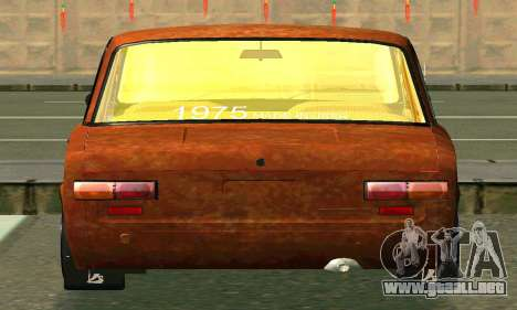 VAZ 2101 Rat-look para vista lateral GTA San Andreas
