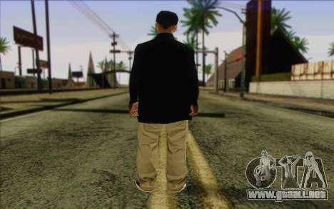 N.W.A Skin 5 para GTA San Andreas segunda pantalla