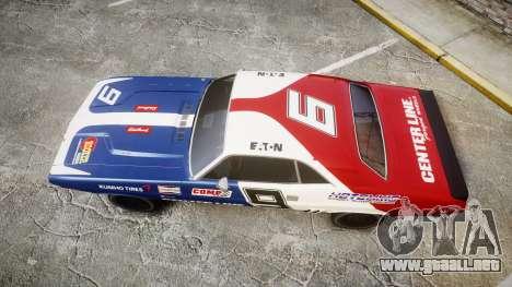 Dodge Challenger 1971 v2.2 PJ10 para GTA 4 visión correcta