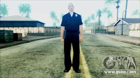 Sfpd1 from Beta Version para GTA San Andreas