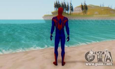 Skin The Amazing Spider Man 2 - Ben Reily para GTA San Andreas tercera pantalla