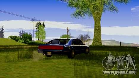 Bright ENB Series v0.1b By McSila para GTA San Andreas octavo de pantalla