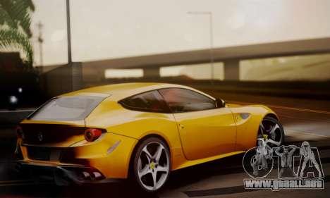 Ferrari FF 2012 para GTA San Andreas left