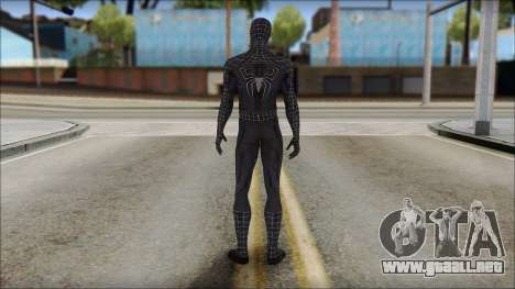 Black Trilogy Spider Man para GTA San Andreas segunda pantalla