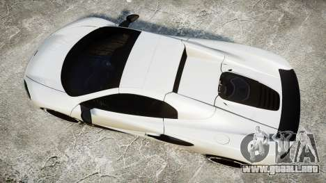 McLaren 650S Spider 2014 [EPM] BFGoodrich para GTA 4 visión correcta