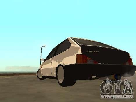 ESTOS 2108 Bunker para GTA San Andreas left