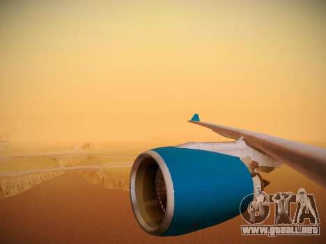 Airbus A330-200 Vietnam Airlines para las ruedas de GTA San Andreas