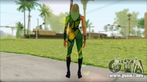 Vertigo Deadpool The Game Cable para GTA San Andreas segunda pantalla