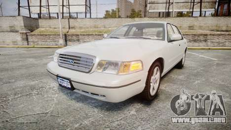Ford Crown Victoria LX Sport para GTA 4