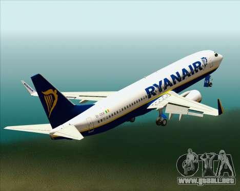 Boeing 737-8AS Ryanair para GTA San Andreas