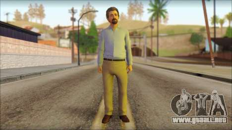 Fried Lander para GTA San Andreas