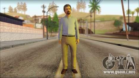Fried Lander para GTA San Andreas