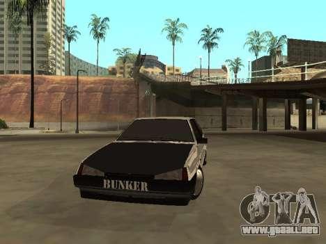 ESTOS 2108 Bunker para GTA San Andreas