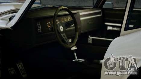 GTA 5 Coquette Classic para GTA 4 visión correcta