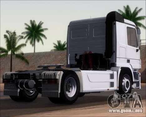 Mercedes-Benz Actros 3241 para GTA San Andreas left