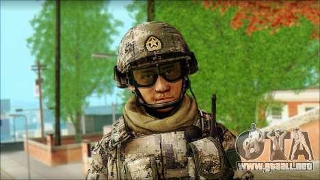 STG from PLA v3 para GTA San Andreas tercera pantalla