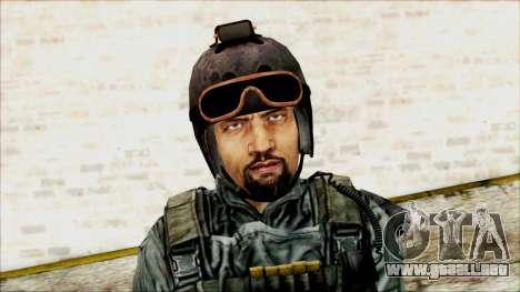 Fighter (PLA) v4 para GTA San Andreas tercera pantalla