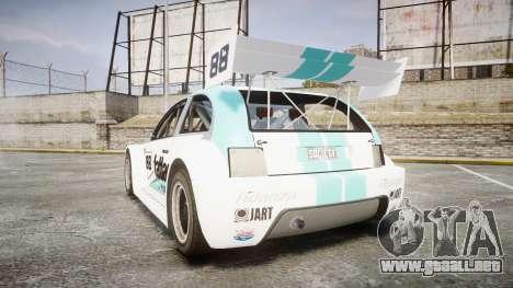Zenden Cup Fat Lace para GTA 4 Vista posterior izquierda