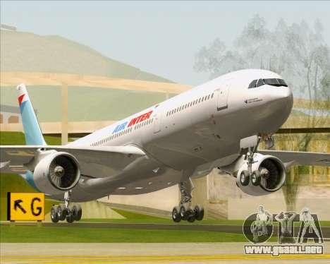 Airbus A330-300 Air Inter para GTA San Andreas