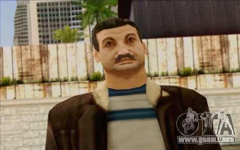 Russian Cats II Skin 2 para GTA San Andreas tercera pantalla
