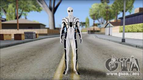 Future Foundation Spider Man para GTA San Andreas