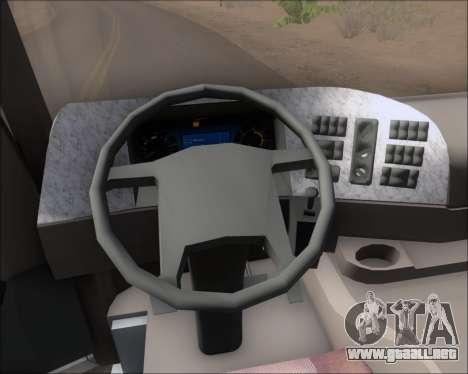 Mercedes-Benz Actros 3241 para las ruedas de GTA San Andreas