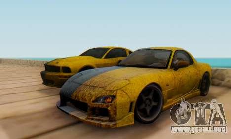 Mazda RX-7 UA PJ para GTA San Andreas