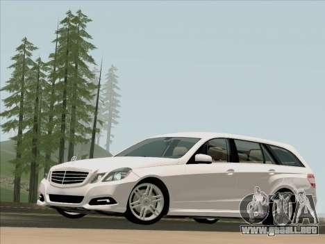 Mercedes-Benz E250 Estate para GTA San Andreas