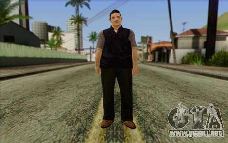 Introduction Mobster para GTA San Andreas