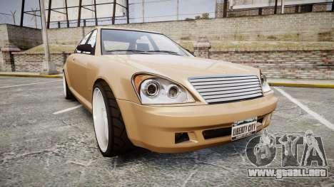 Schafter AMG para GTA 4