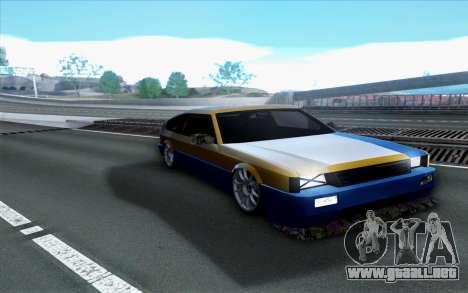 Blista By Next para la visión correcta GTA San Andreas