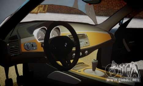 BMW Z4M para GTA 4 visión correcta