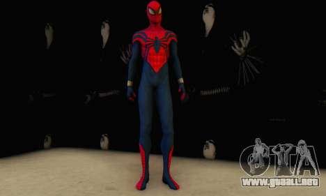 Skin The Amazing Spider Man 2 - Suit Ben Reily para GTA San Andreas tercera pantalla