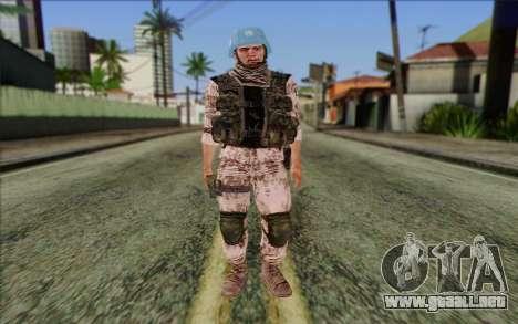 Checa Pacificador para GTA San Andreas