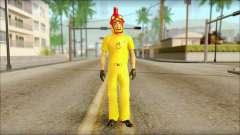 Nuevo distribuidor en Cluckin Bell para GTA San Andreas
