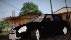 Lada 2170 Piora Turbo para GTA San Andreas